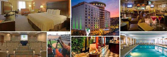 Holiday Inn Baltimore-Inner Harbor: Holiday Inn Baltimore Inner Harbor Collage