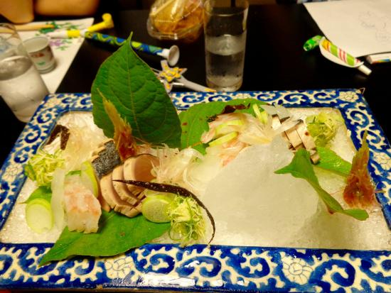Traditional Kyoto Inn Serving Kyoto Cuisine IZUYASU: Sashimi