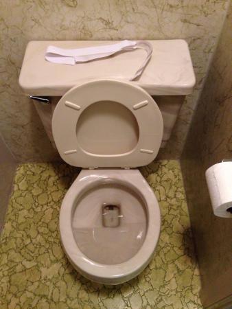 Mollyockett Motel: Bathroom