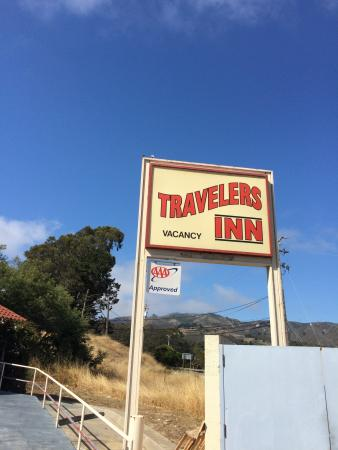 Leuk hotel, Travelers Inn South San Francisco