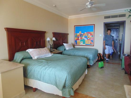 Pueblo Bonito Sunset Beach Golf Spa Resort Jr Suite We Requested 2 Queen Beds