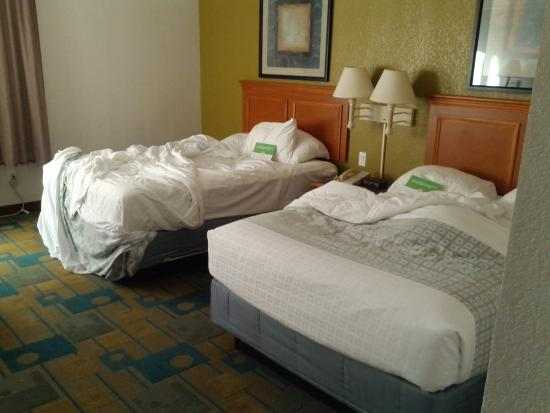 La Quinta Inn & Suites Austin at The Domain: No housekeeping