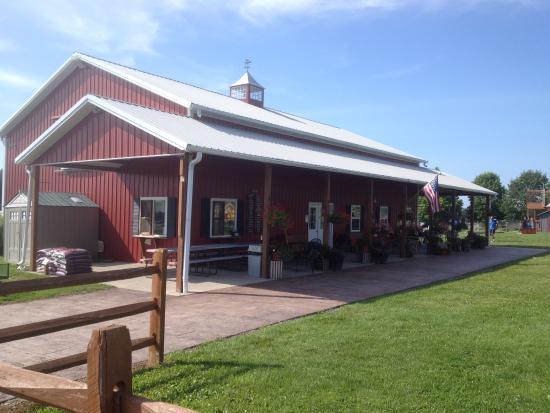 Wickham Farms - main building