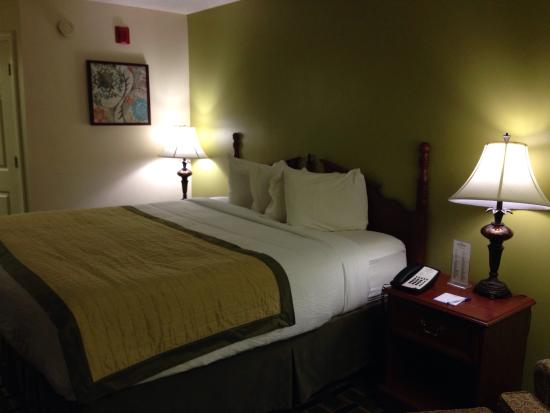 Baymont Inn & Suites Warner Robins: Room