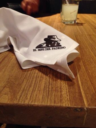 El Bife Del Padrino