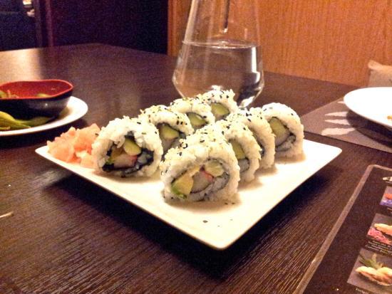 Yamato : California roll