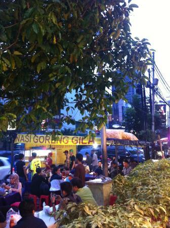 Kampung Kuliner Sabang