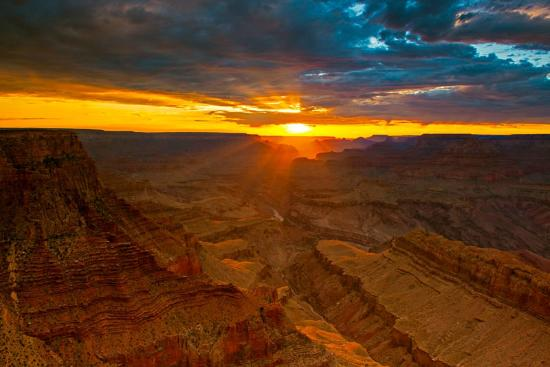 grand canyon sunset tour review