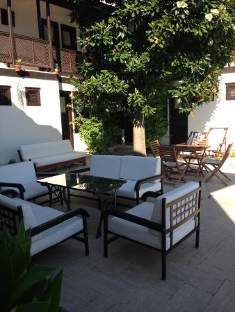 Villa Konak Hotel: Hotel View