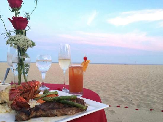 Romantic Dinner On The Beach Picture Of Royal Solaris Los Cabos