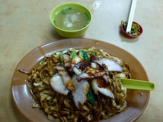 Kedai Kopi Lai Foong : Wantan mee - old style, old taste