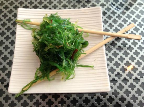Sushi Guru : Seaweed salad
