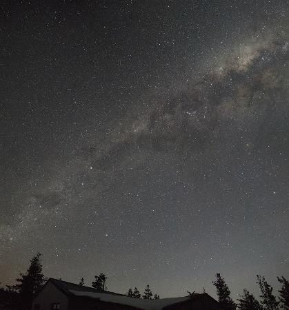 Twizel, Nueva Zelanda: Night sky