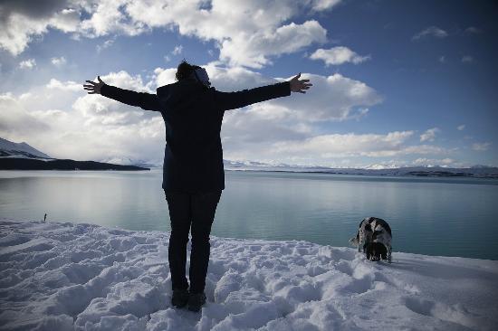 Twizel, New Zealand: Lake Pukaki