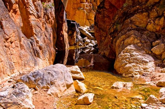 Standley Chasm Angkerle