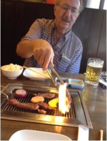 Oreno Yakiniku Japanese Bar-B-Cue