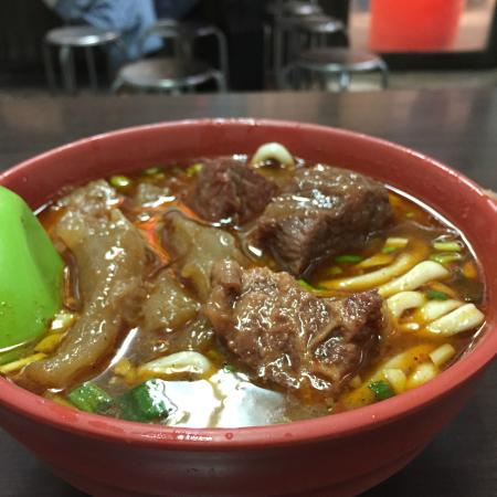 Beef Noodle of the King