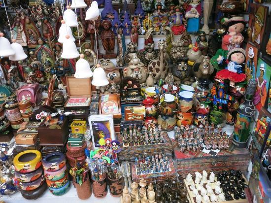 Mercado Artesanal El Aborigen