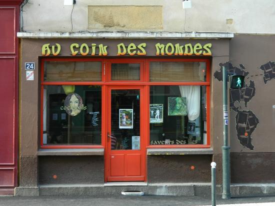 Au Coin des Mondes