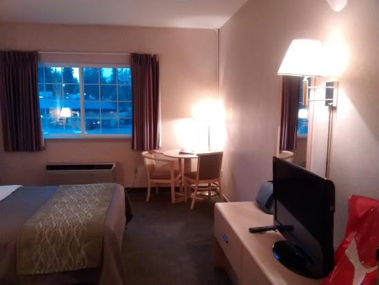 Quality Inn Tulalip - Marysville: Room