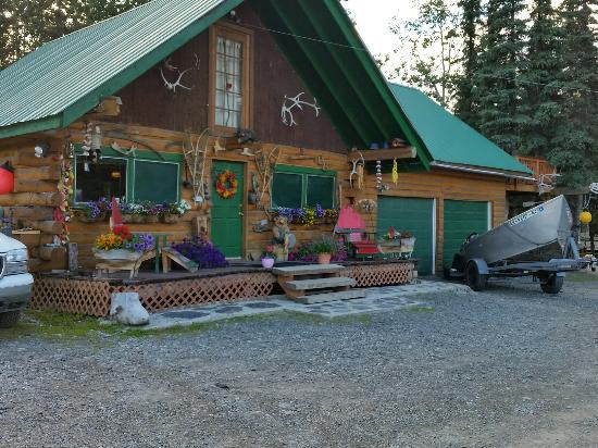 alaska rentals cabins decker double cabin in