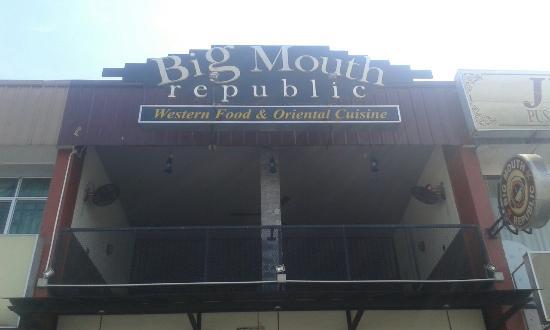 Big Mouth Republic Restaurant
