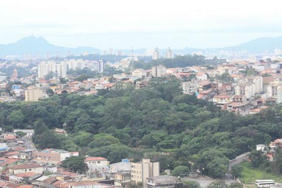 Taboao da Serra, SP: Vista aérea