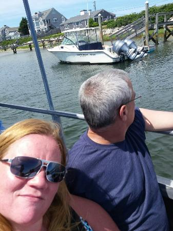 Starfish Bass River Cruises: Nice little boat ttip!!!!!