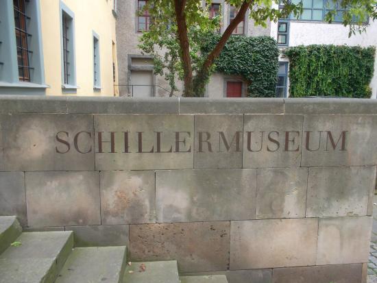 Schillerhaus/Schillerstraße: У входа