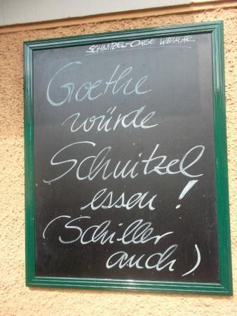 schnitzeloase