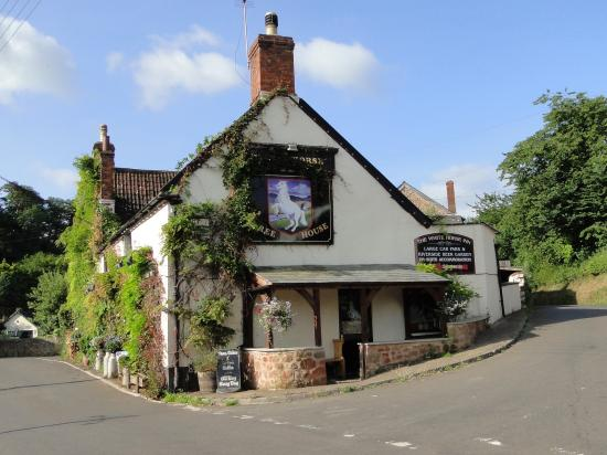 The White Horse Inn: The White Horse