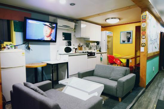 YaKorea Hostel Itaewon : getlstd_property_photo
