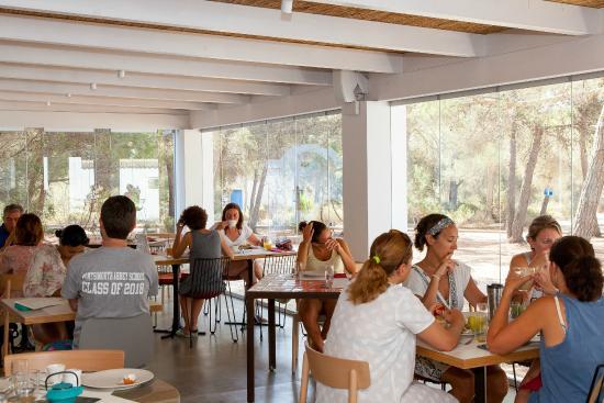 Piscina fotograf a de hotel casbah formentera sant for Hotel casbah formentera