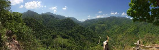 Rancho El Charro: The views from the mountains are amazing.