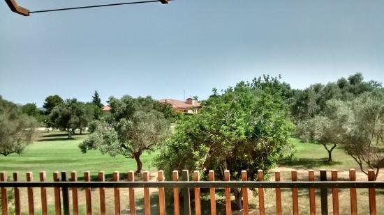 Sant Jordi, Ισπανία: Vista desde la terraza del apartamento