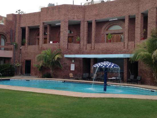 Shree Ram International : Swimming pool