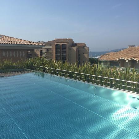 Résidence Villa Romana: Rooftop pool