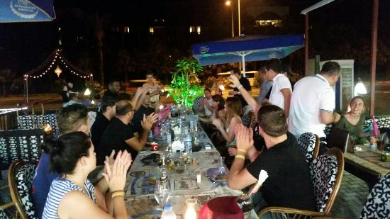 Isa's Restaurant Cafe Bar