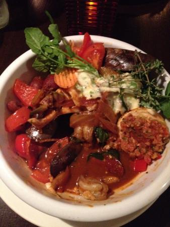 The Rocks Cafe : Sicilian fish stew