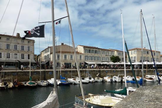 Hotel de Toiras: St Martin de Re