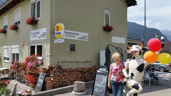 Alvaneu, Zwitserland: Trattoria Caroline