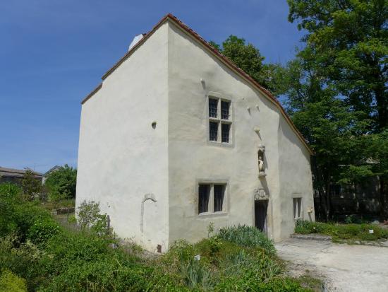 int rieur picture of maison natale de jeanne d arc. Black Bedroom Furniture Sets. Home Design Ideas
