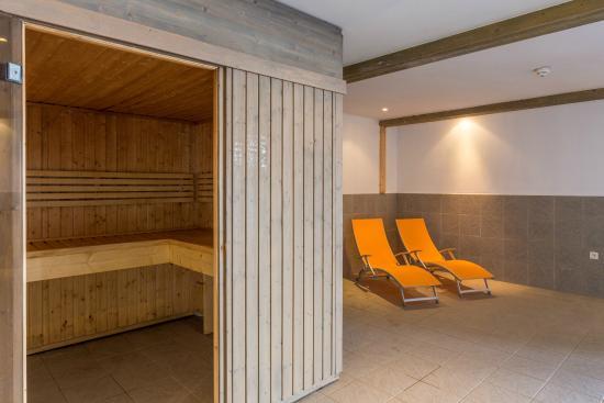 Residence LVH Vacances - Sun Valley: Sauna