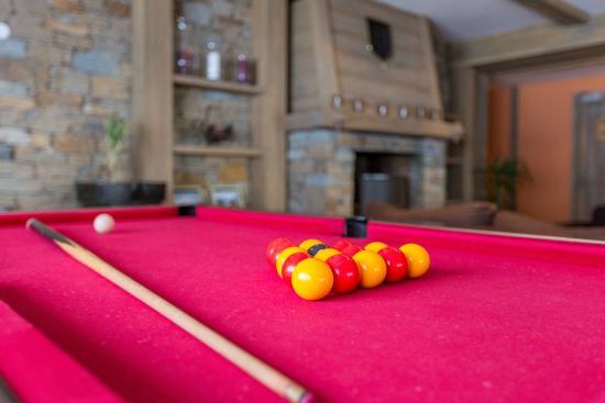Residence LVH Vacances - Sun Valley: Billard
