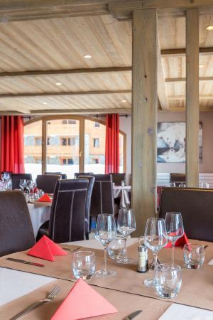 Residence LVH Vacances - Sun Valley: Restaurant