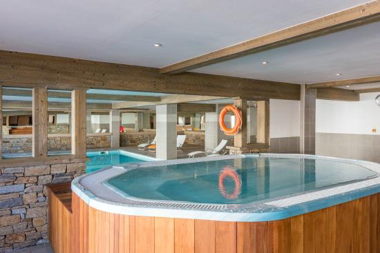 Residence LVH Vacances - Sun Valley: Jacuzzi