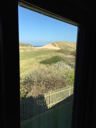 Pennasville Holidays: view from main bedroom