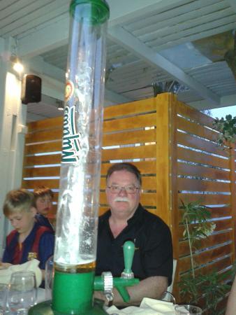Atmosphere Lounge Restaurant : Mythos Tower at Atmosphere