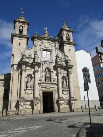 Province of A Coruna, สเปน: Church of San Jorge