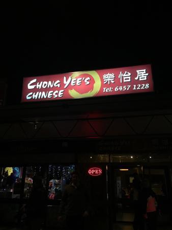 Chong Yees Chinese Restaurant